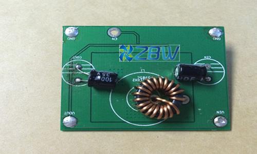 48v转5v电源模块